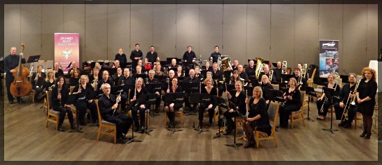 MPCB gold winners at OBA Concert Band Festival 2013